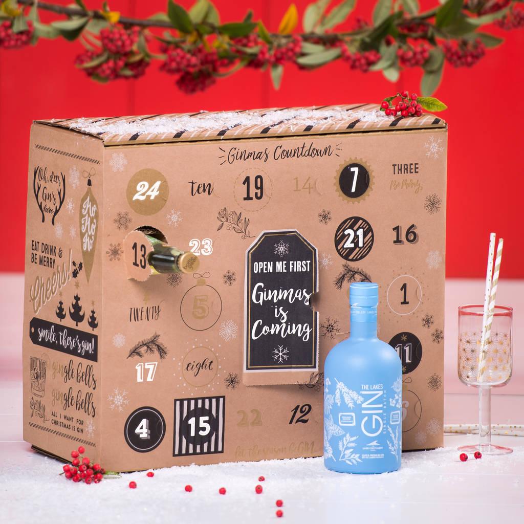 Ginmas Advent Calendar