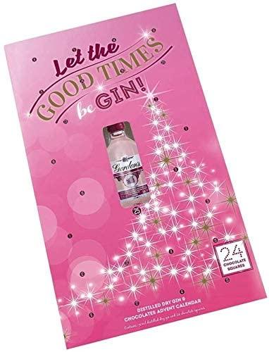 Gordon's Pink Gin & Chocolate Advent Calendar