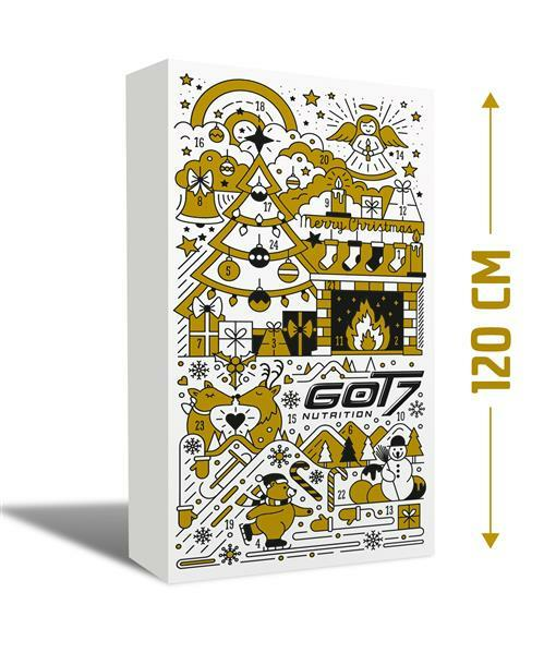 GOT7 Giant Adventskalender