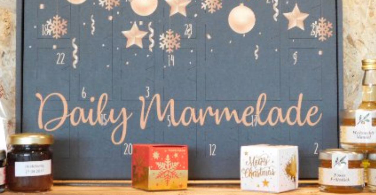 Gourmet Adventskalender Marmelade