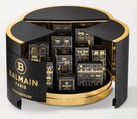 Balmain Paris Hair Couture Adventskalender 2020