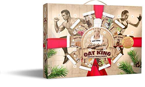 """Handelshaus Huber-Koelle """"Oat King""""- Riegel Adventskalender, 2210 g"""