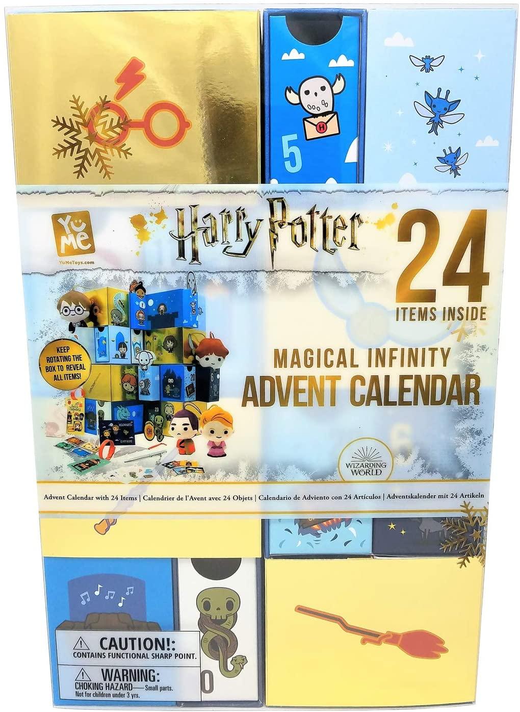Harry Potter Magical Infinity Advent Calendar 2019