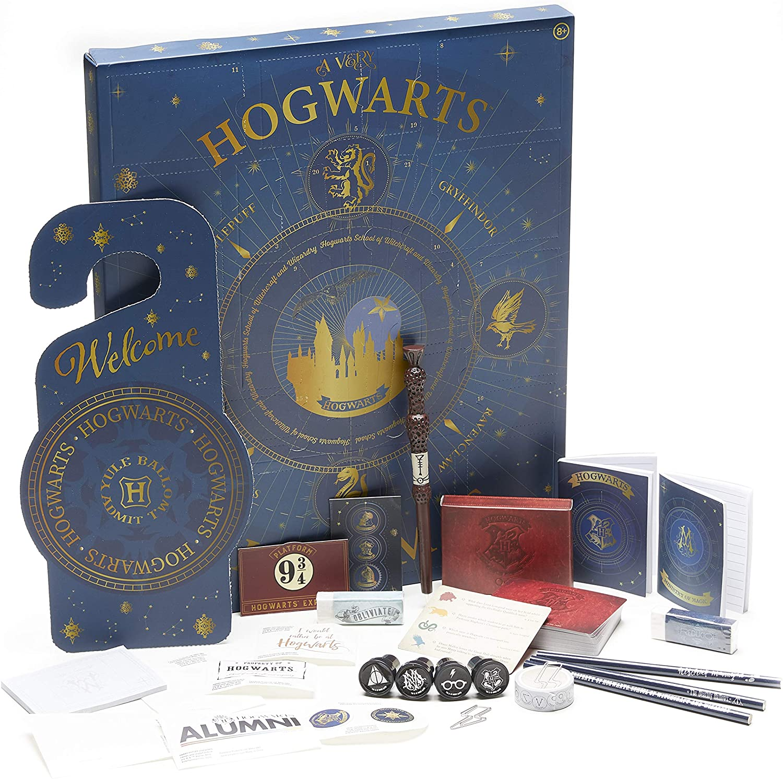 Harry Potter Hogwarts Advent Calendar 2020