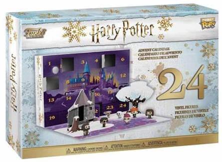 Harry Potter Pocket Pop Adventskalender 2018 von Funko