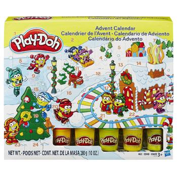 Hasbro Play Doh Knete Adventskalender 2014