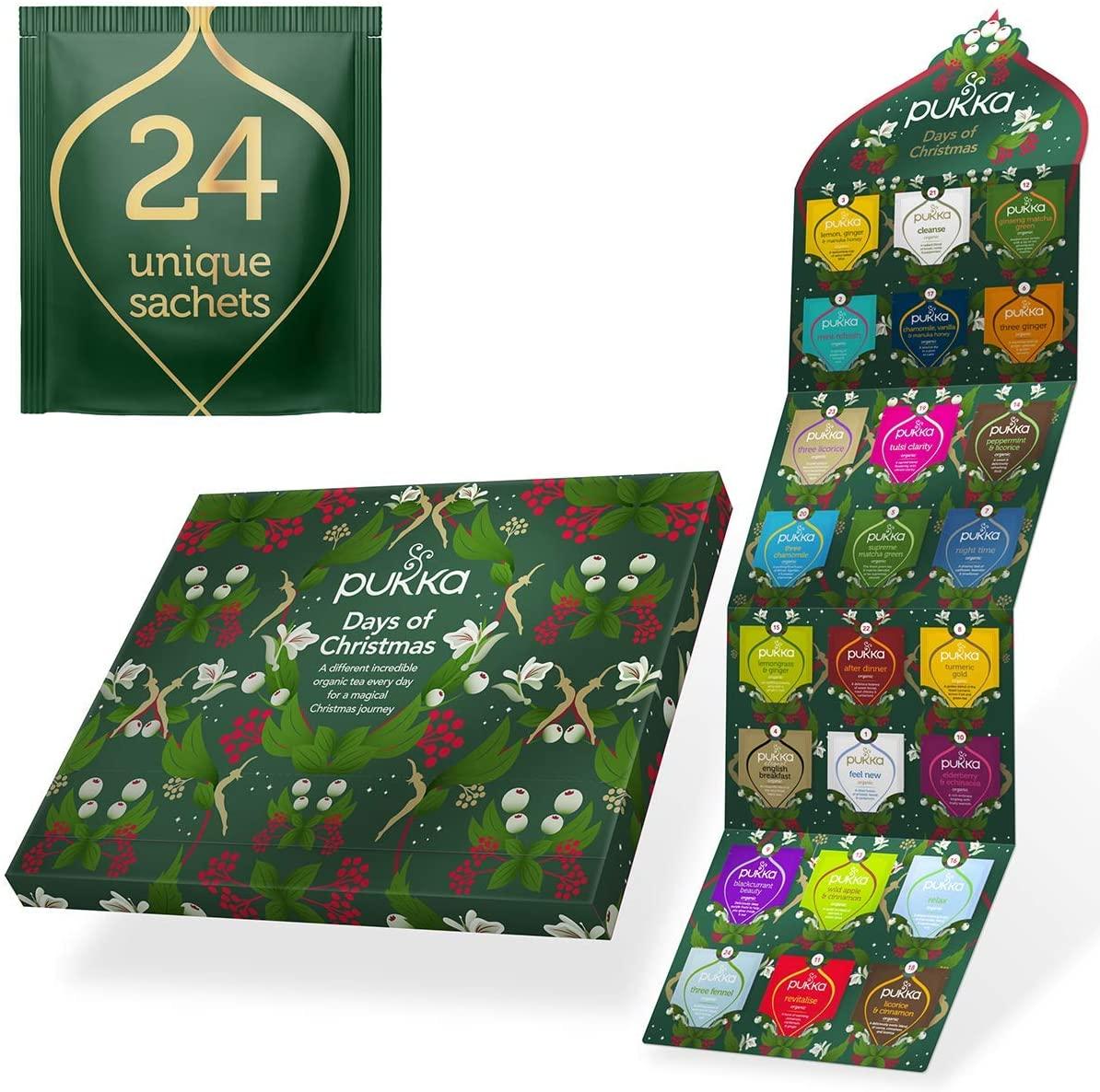 Herbs Tea Advent Calendar 2020