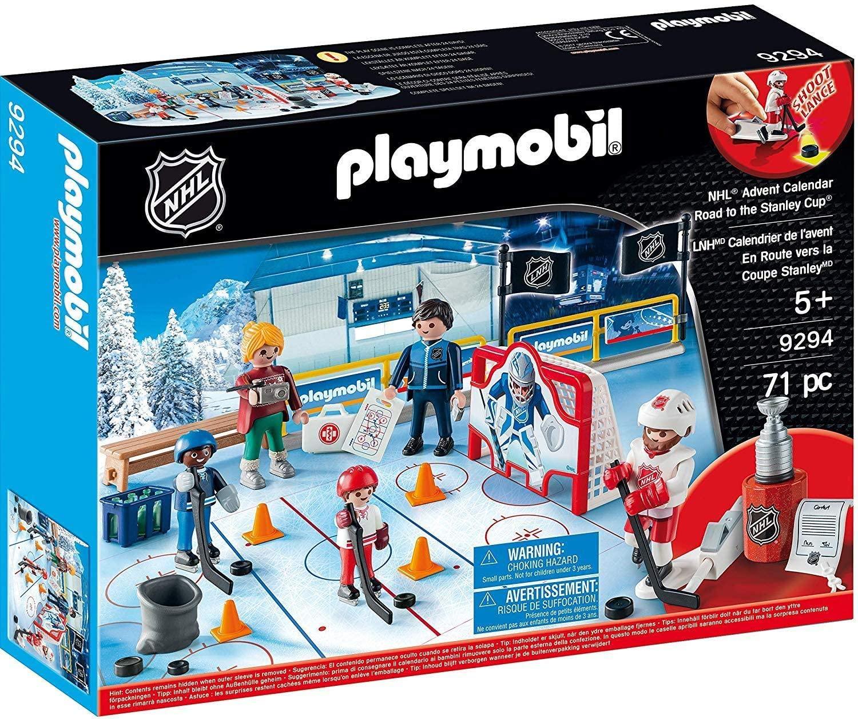 Playmobil Hockey Advent Calendar 2020