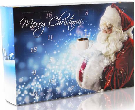 Kaffee C&T XL Adventskalender