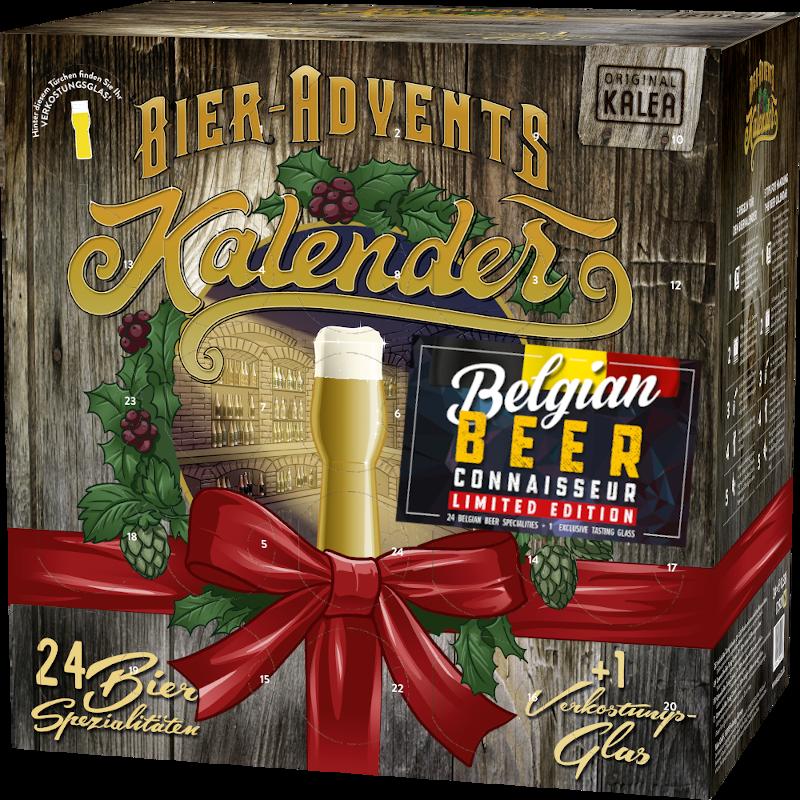 Bieradventskalender Edition Belgien 2020