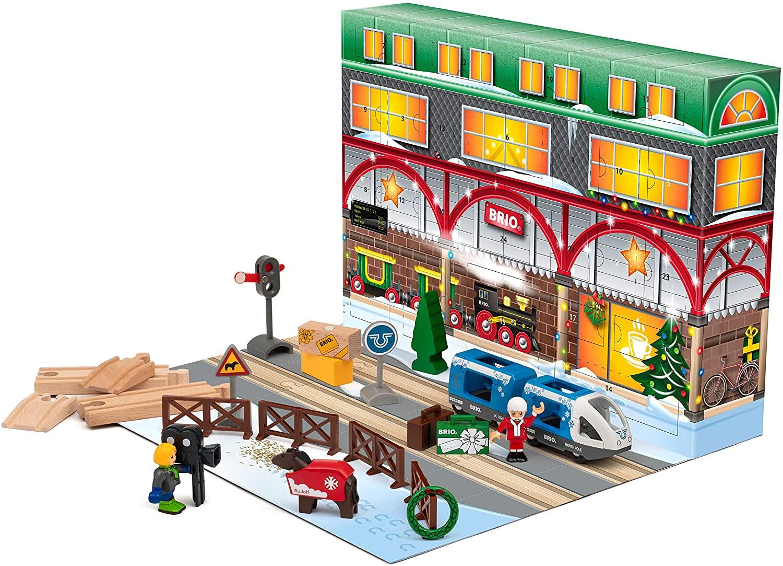 BRIO World Christmas Calendar 2020