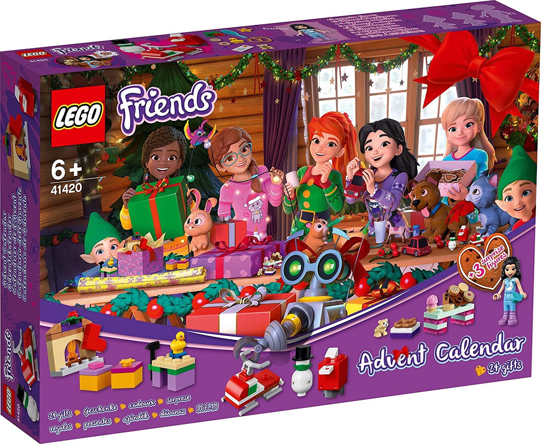 LEGO Friends Advent Calendar 2020