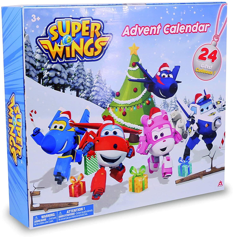 Super Wings Christmas Advent Calendar