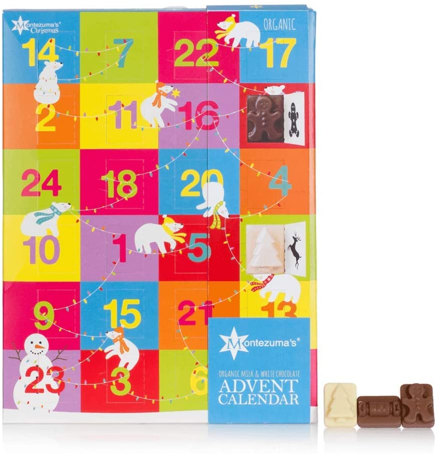 Montezuma's Children's Advent Calendar