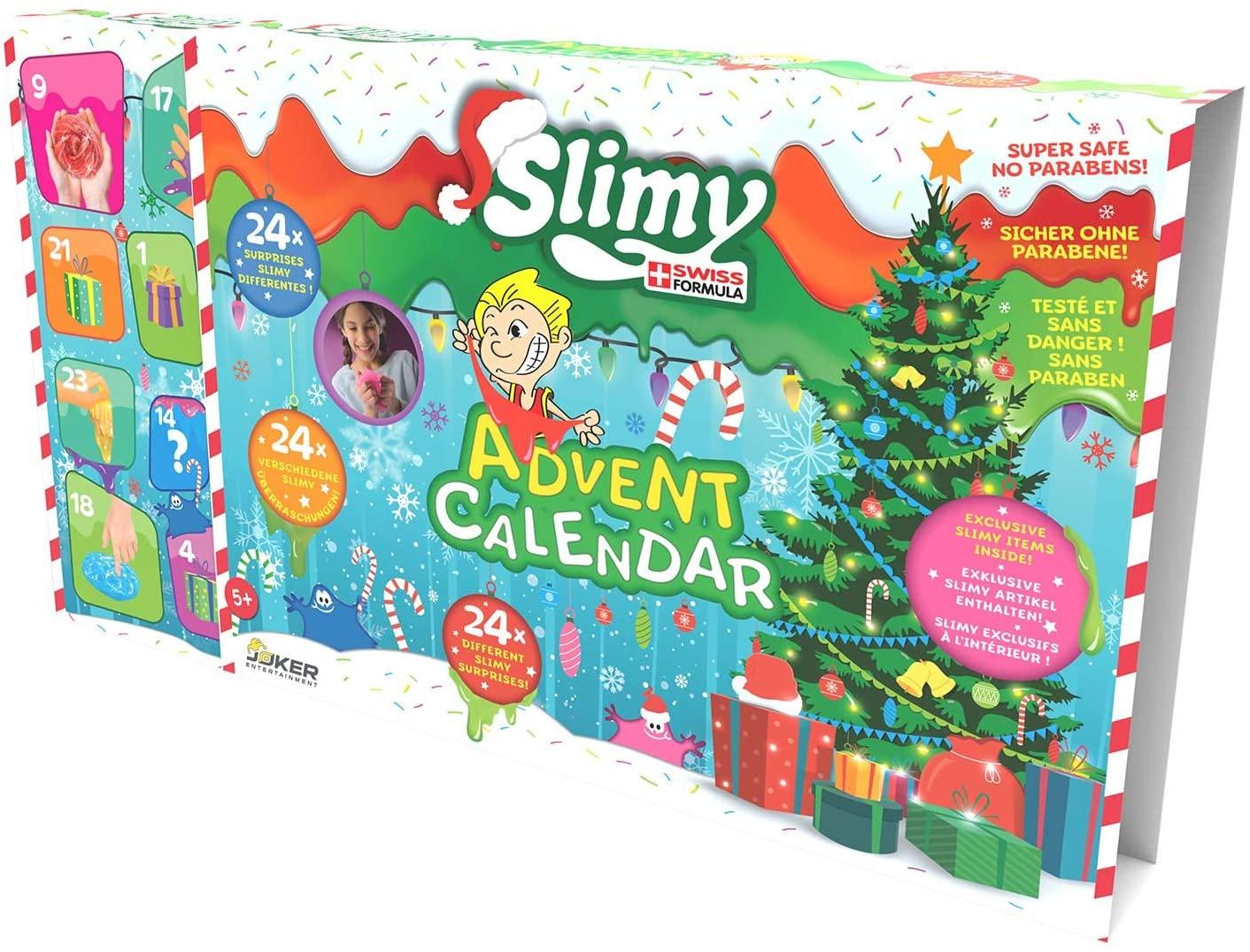 Slimy Advent Calendar 2020