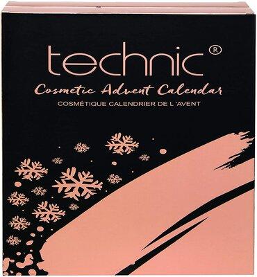 Technic Countdown to Christmas Cosmetic Advent Calendar 2020