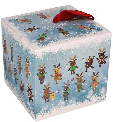 ZMILE cosmetics Adventskalender Cube 'Santa's Reindeer'