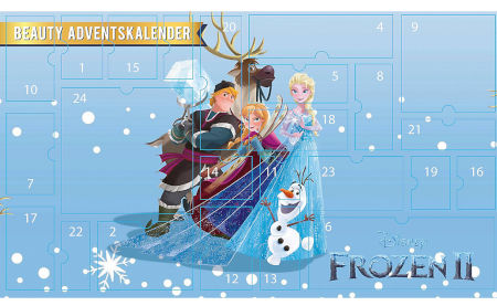 FROZEN II Beauty Adventskalender 2020