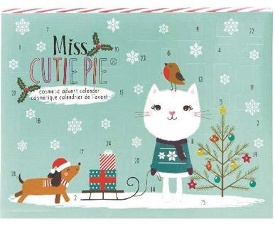 Miss Cutie Pie Adventskalender 2019