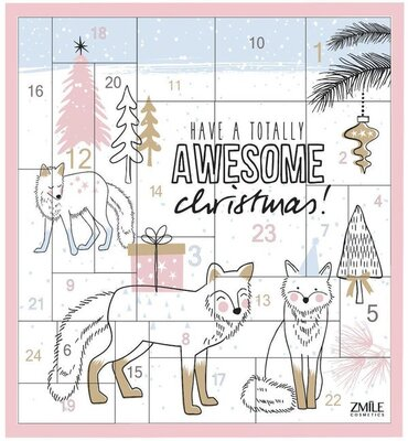 ZMILE cosmetics Adventskalender Puzzle 'Awesome Christmas'