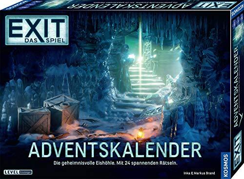 KOSMOS 693206 EXIT - Das Spiel: Adventskalender 2020 Die geheimnisvolle Eishöhle