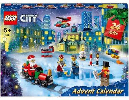 LEGO 60303 City Advent Calendar 2021