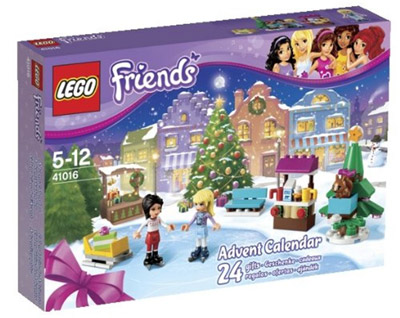 LEGO-Friends-Adventskalender-2013