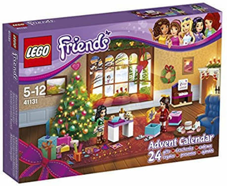 Lego Friends Adventskalender 2016