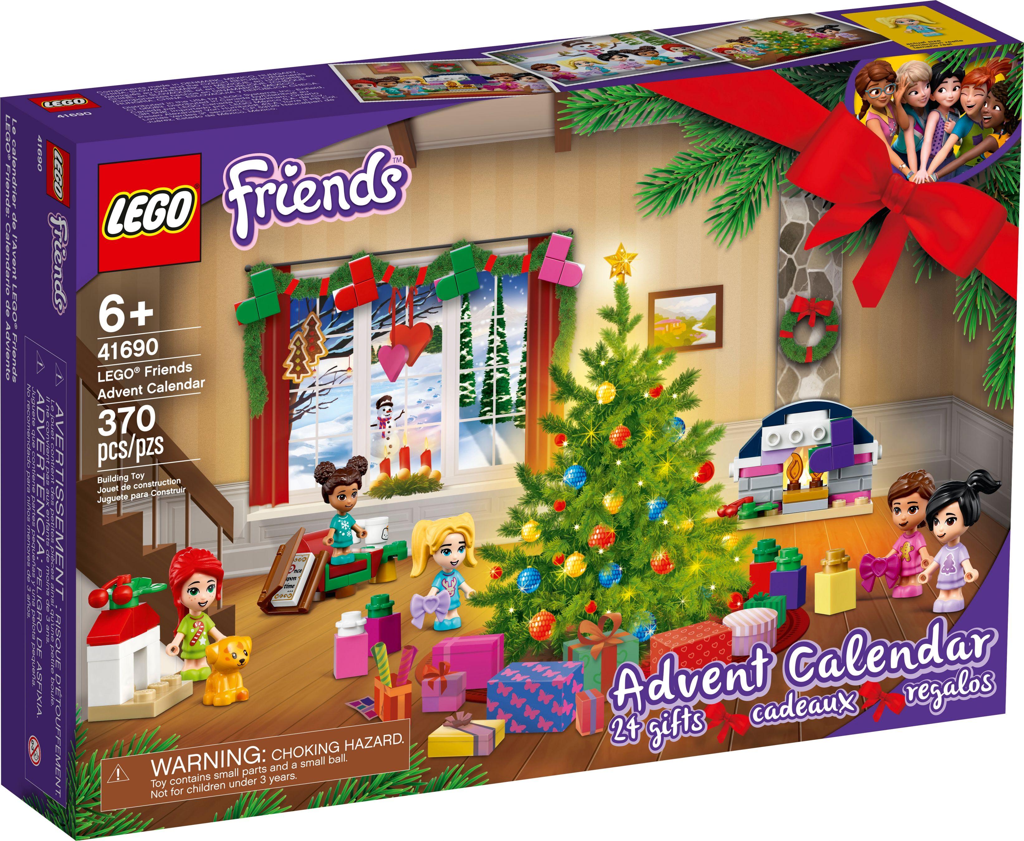 LEGO Friends Adventskalender 2021