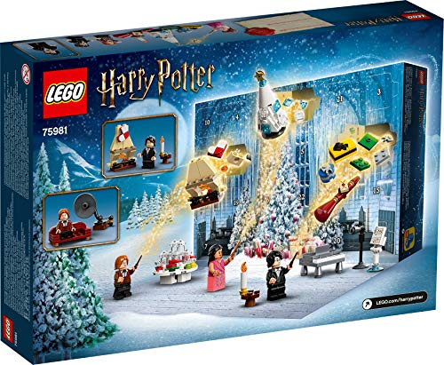 LEGO Harry Potter Adventskalender 2020 – Harry Potter – detail 2