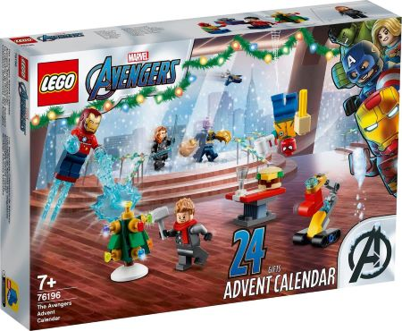 Lego Marvel 2021