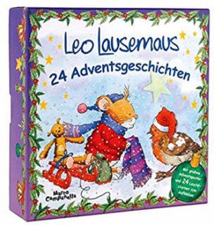 Leo Lausemaus 24 Adventsgeschichten 2011