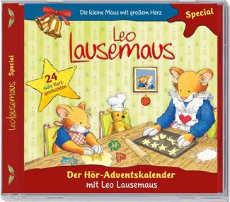 Leo Lausemaus Hör-Adventskalender 2018