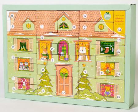 Limited Edition Adventskalender für Kids