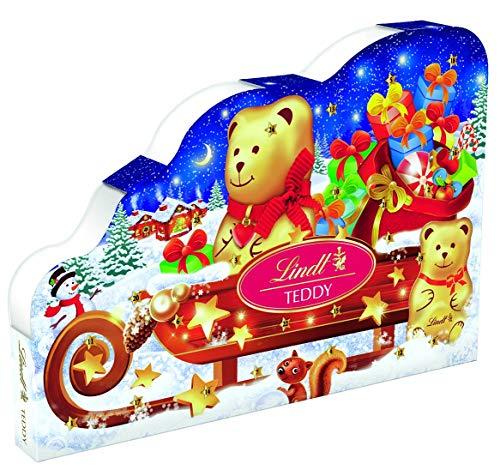 Lindt Teddy Adventskalender, 265 g