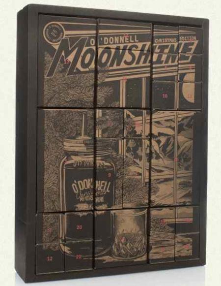O'Donnell Moonshine Advent Calendar 2020