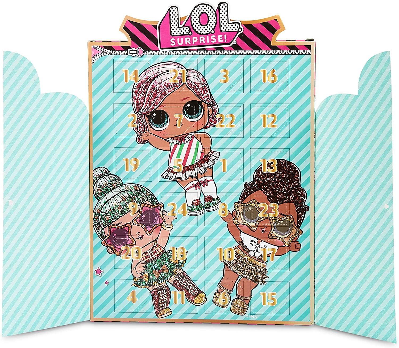 L.O.L. Surprise! Advent Calendar 2020