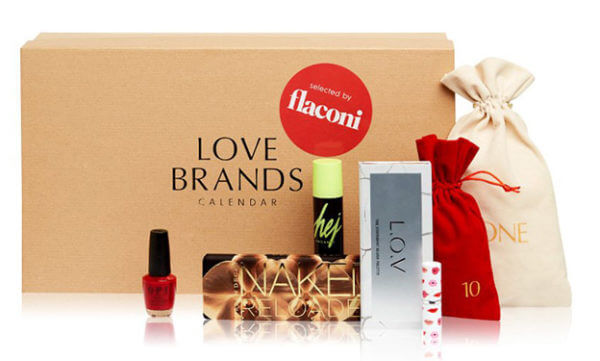 Flaconi Love Brands Adventskalender 2019