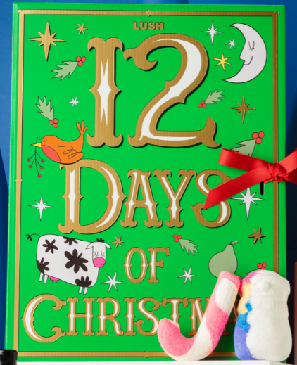 12 days of christmas Adventskalender 2021