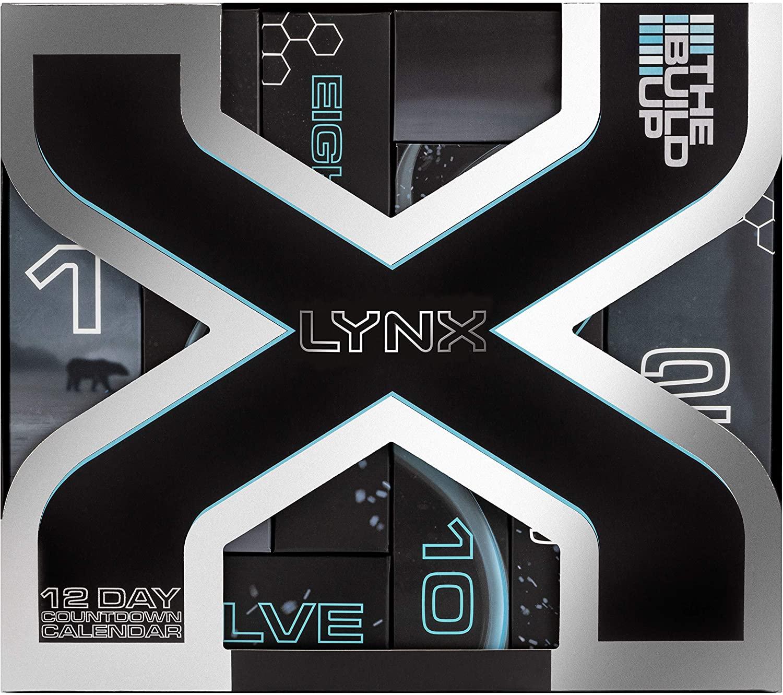 Lynx Ice Chill 12-Day Advent Calendar