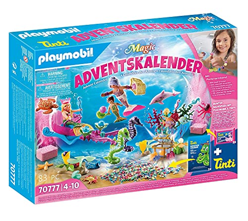 Magic Adventskalender – Playmobil – detail 1