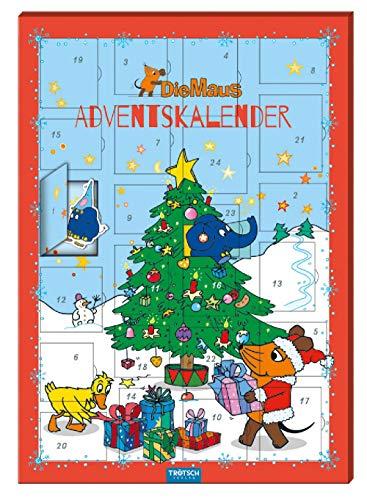 """Magnet-Adventskalender """"Die Maus"""": mit 24 Magneten"""