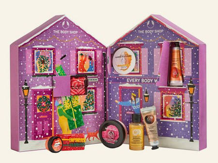 The Body Shop Make It Real Together Advent Calendar