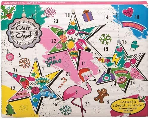 Chit Chat Beauty Teenager Advent Calendar