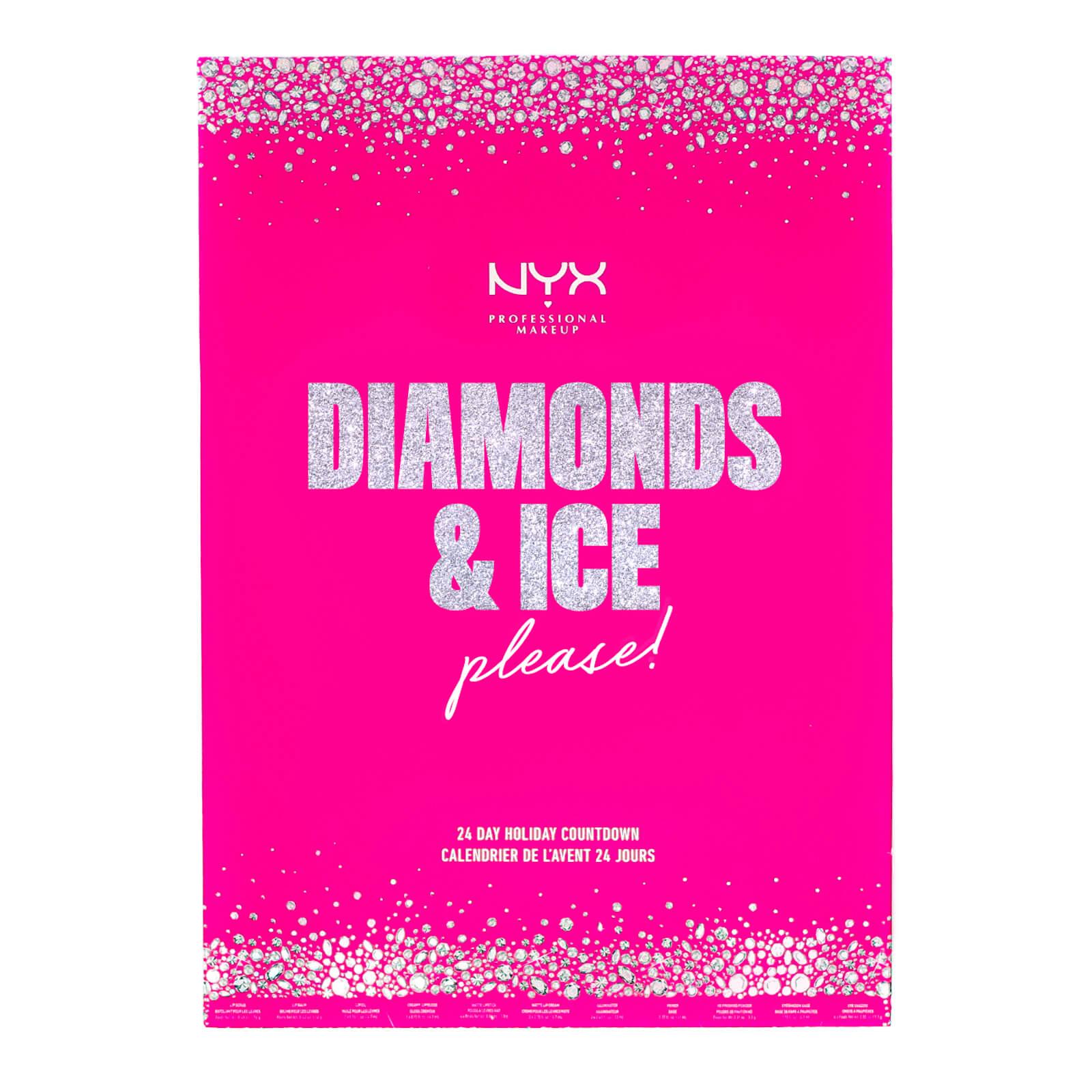 NYX Professional Makeup Diamonds and Ice Please