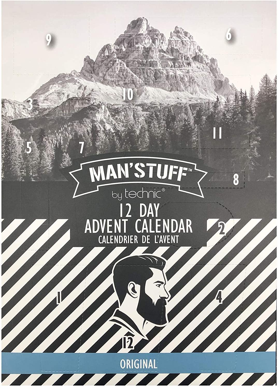 Man'Stuff Advent Calendar 2020