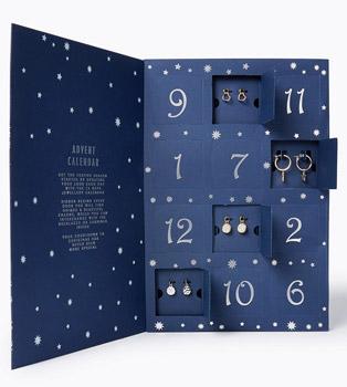 Marks & Spencer Christmas Jewellery Adventskalender 2019