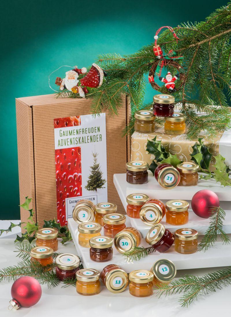 Marmeladen Adventskalender
