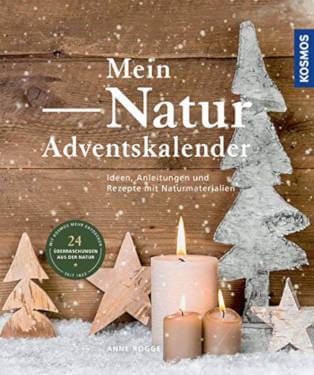 Mein Natur-Adventskalender: Jeden Tag eine Seite öffnen