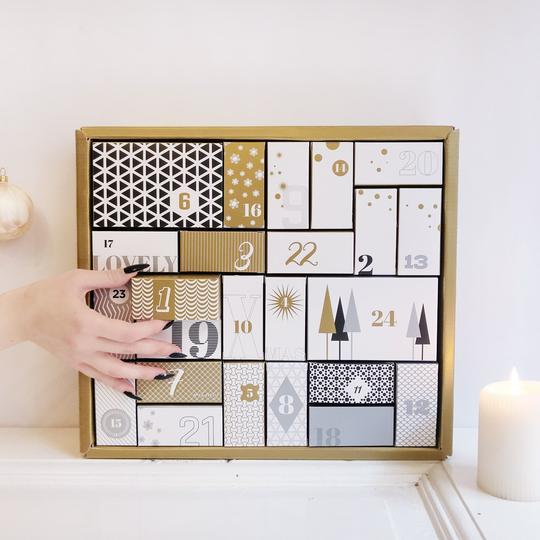 Schmuck Adventskalender für Frauen - von melovely